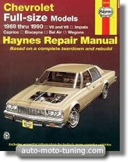 Revue technique Chevrolet Caprice