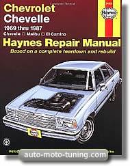 Chevrolet Chevelle (depuis 1969)