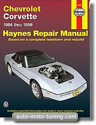 Revue Chevrolet Corvette (1984-1996)