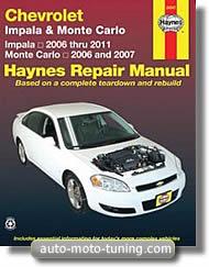 Chevrolet Impala (2006-2011)