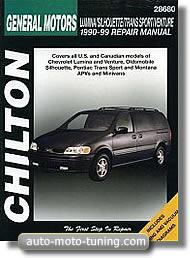 Revue technique Chevrolet Lumina & Venture (1990-1999)