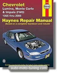 Revue Chevrolet Lumina (1995-2005)