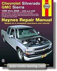 RTA pour Chevrolet Silverado (1999-2006)