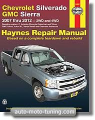 Revue Chevrolet Silverado (2007-2012)