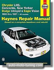 Revue technique Chrysler Concorde