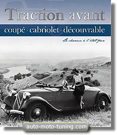 Citroën Traction Avant coupé, cabriolet, découvrable