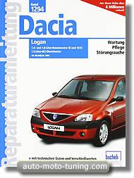 Dacia Logan tous types