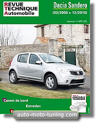 RTA Dacia Sandero