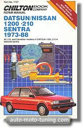 Revue technique Datsun 1200