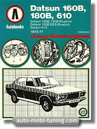 Revue technique Datsun 160B / 180B (1972-1977)