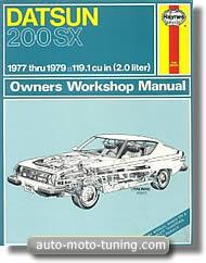 Datsun 200SX 2.0L