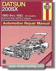 Revue technique Datsun 200SX (1980-1983)