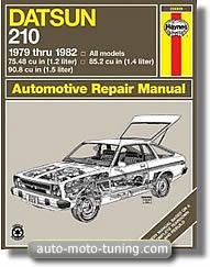 Revue technique Datsun 210 (1979-1982)