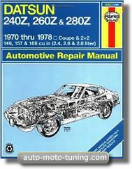 Datsun 240Z, 260Z et 280Z