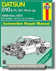 Rta Datsun 510 et PL 521 (1968-1973)
