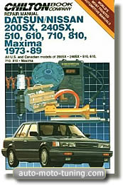 Rta Datsun 510, 610, 710 et 810