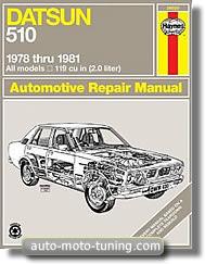 Revue technique Datsun 510 (1978-1981)