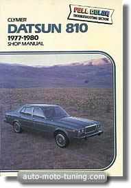 Revue technique Datsun 810 (1977-1980)