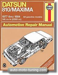 RTA Datsun 810 / Maxima (1977-1984)