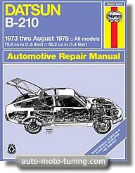 Revue technique Datsun B-210 (1973-1978)