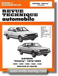 R.T.A. Datsun Cherry (1979-1983)
