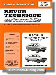 RTA Datsun Cherry F II (1972-1979)