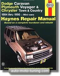 Revue Dodge Caravan (1984-1995)