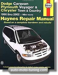 Dodge Caravan (1996-2002)