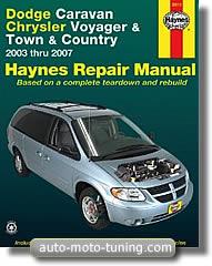 Revue technique Dodge Caravan (2003-2007)