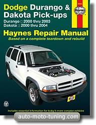 Dodge Dakota Pick-up (2000-2004)