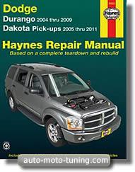 Revue technique Dodge Dakota Pick-up (2005-2011)
