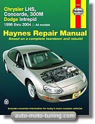 Revue technique Dodge Intrepid (1998-2003)
