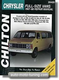 Dodge Van (1967-1988)