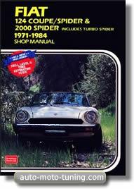 Revue technique Fiat 124