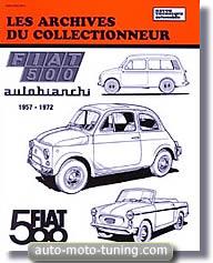 Revue technique Fiat 500