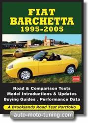 Documentation technique Fiat Barchetta (1995-2005)