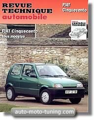 Revue technique Fiat Cinquecento (1992-1998)