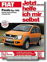 Revue technique Fiat Panda II (depuis 2003)