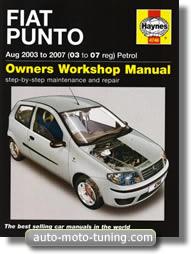 Revue technique Fiat Punto essence 1.2L (2003-2007)