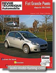RTA Fiat Grande Punto (depuis 2005)