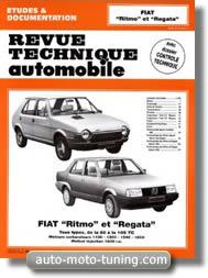 Revue technique Fiat Regata (1978-1990)