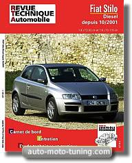 Revue technique Fiat Stilo diesel