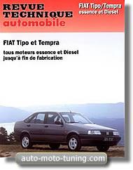 Fiat Tempra et Tipo essence et diesel