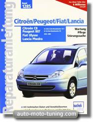 Revue technique Fiat Ulysse essence