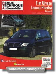 Revue Fiat Ulysse diesel