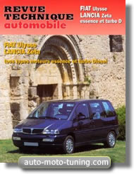 RTA Fiat Ulysse essence et turbo D