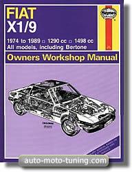 RTA Fiat X1/9 (1974-1989)