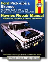 Revue technique Ford Bronco (1973-1979)