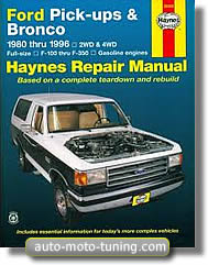 Ford Bronco (1980-1996)