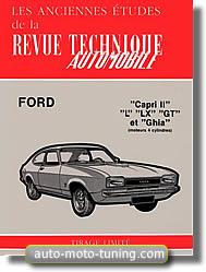Revue technique Ford Capri 2